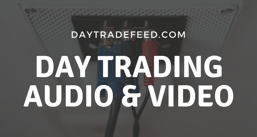 day trading videos at daytradefeed.com